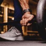 man during workout