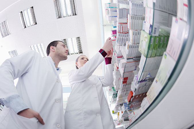 Pharmacy Technician – A career on the rise